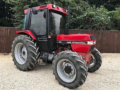 Case International 895 Xl Tractor With Low Hours