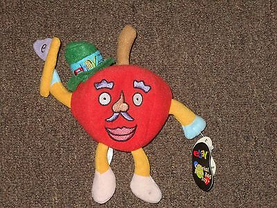 Ebay  Mr Apple Sept 5 1999  Bean Bag Toy