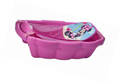 The First Years Disney Baby Newborn to Toddler Tub, Minnie Mouse