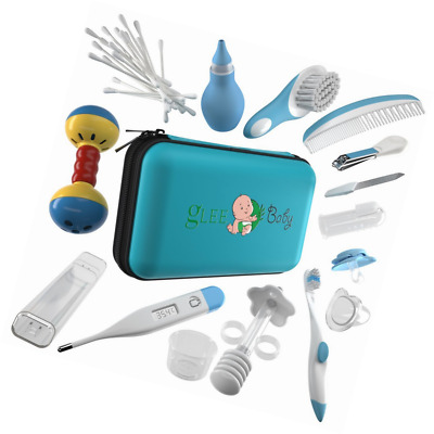 32 Pieces Baby Grooming Kit | 100% Safe Health Care Pack | Made from High-Grade