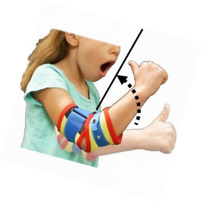 (Age 2-7) STOP Thumb Sucking - stop FINGER sucking - The Hand Stopper thumb guar