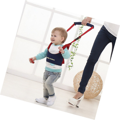 Fashion Month Baby Portable Walker Harness Toddler Infant Kid Help Learn Teach C