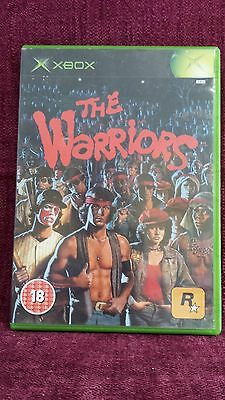 Xbox The Warriors Game