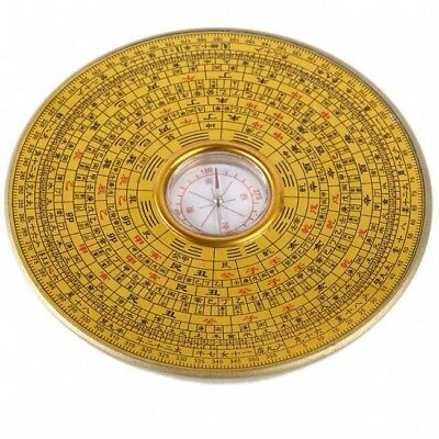 Boussole Feng Shui Ronde - Tradition Chinoise