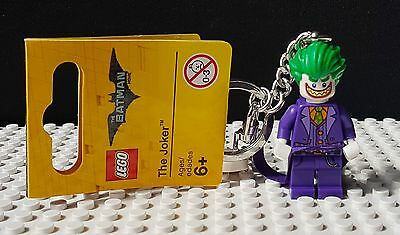 Joker Official Lego Keyring - Brand New Batman Movie (853633)
