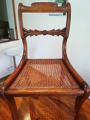 Antique Hall or Bedroom Chair