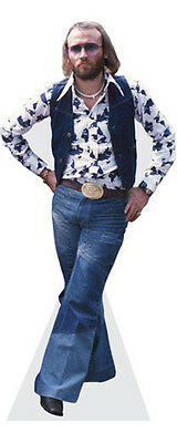Maurice Gibb Life Size Celebrity Cardboard Cutout Standee