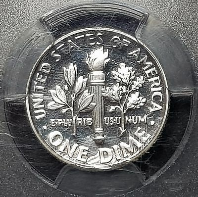2004 PCGS United States of America Slabbed Silver One Dime Coin (S2)