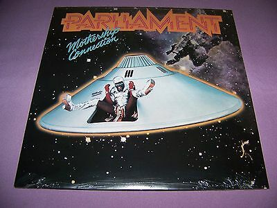 Parliament Mothership Connection Vinyl Lp  Sealed Brand New  (Funk At Its Best)