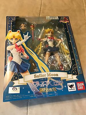Bandai SH Figuarts Sailor Moon Crystal Season 3 Action Figure *NEW & Authentic*