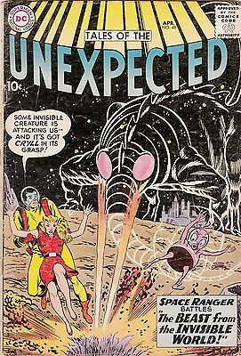 Tales of the Unexpected No. 48 Apr 1960