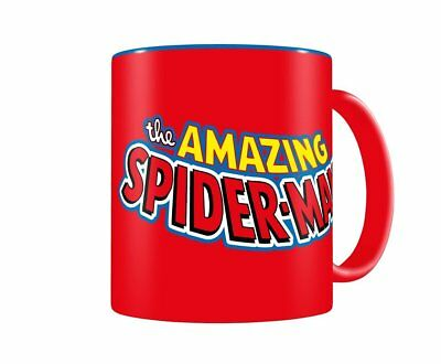 Marvel Comics Official The Amazing Spider-Man Logo Mug Cup
