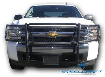 Steelcraft 50320 Grille Guard Fits 07-13 Silverado 1500