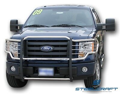 Steelcraft 51360 Grille Guard Fits 09-14 F-150