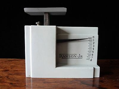 Vintage Hanson Jr Air Mail Postage Scale Model 158 up to 8 ounces Dated 1952