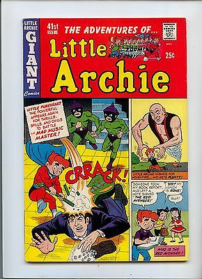 Adventures of Little Archie #41 Giant Double Sized issue