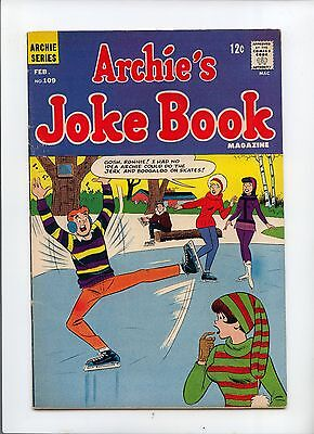 Archie's Joke Book #109 Silver Age