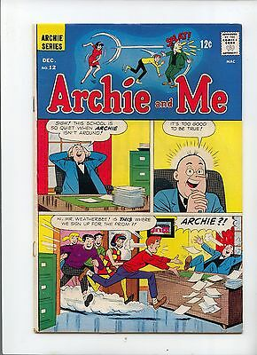 Archie and Me #12 Silver Age
