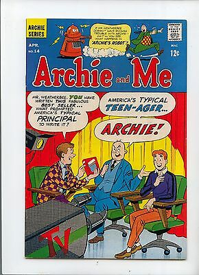Archie and Me #14 Silver Age