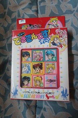 Sailor Moon Super S Pegasus Puzzle ANIME Chibi manga SEIKA Japan sailormoon toy