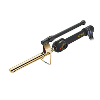 "Beauty Salon Hot Tools 1/2"" 1107 Professional 24K Gold Marcel Iron HT-1107"