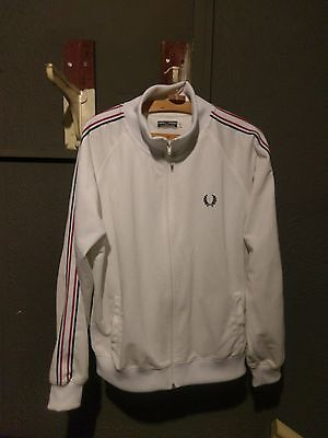 Fred perry sportswear jacket (size: large)