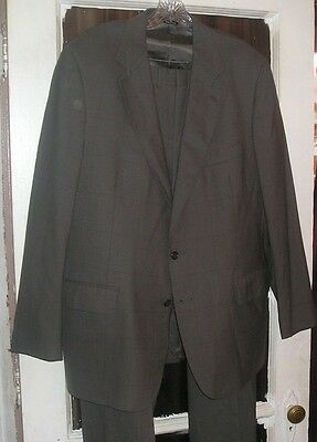 USA Made Mens Wool Suit by Ralph Lauren Polo 44L