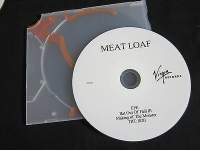 Meat Loaf—2006 Epk Dvd—'Bat Out Of Hell Iii'