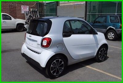 2016 Smart fortwo passion 2016 passion Used 1L I3 12V Automatic RWD Coupe Premium