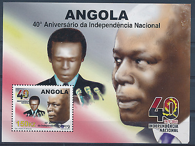 Angola - 2015 - Independence / 40 Years