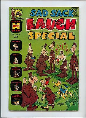 Sad Sack Laugh Special #34 Silver Age book one
