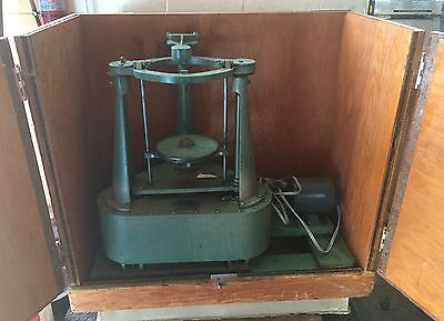 Ws Tyler Ro-Tap Testing Sieve Shaker Laboratory Industrial W/ Wooden Box