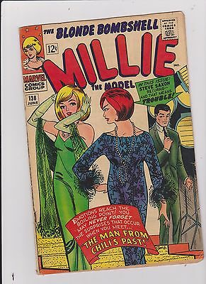 Millie the Model 138, VERY GOOD1966 Paper Dolls!