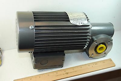 Baldor 1/4 Hp. Motor with 40:1 Gear Reducer