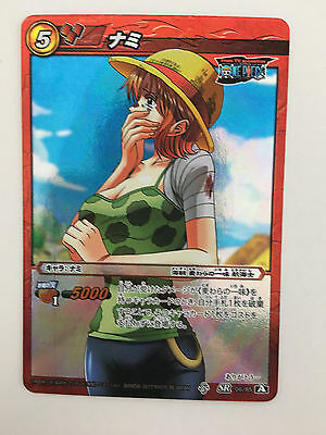 One Piece Miracle Battle Carddass OP07-06 SR Version OPT01