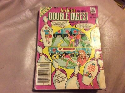 Archie's Double Digest Magazine, No. 3, July,1982, 06916, Quarterly Magazine
