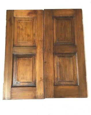 Vintage Doors Panels Antique Architectural Accents