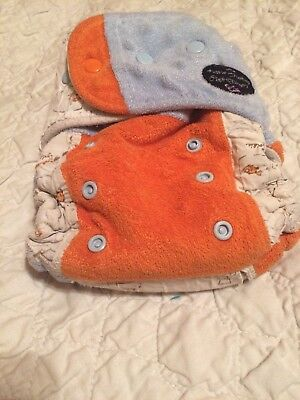 4wardthinking Hybrid Fitted Cloth Diaper Lot