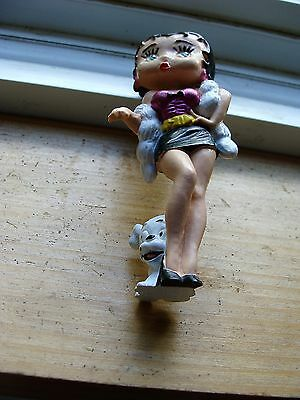 Vintage Betty Boop, Bully 1989, West Germany