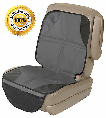 New Infant Baby Easy Clean Non Skid watherproof Car Seat Protector Mat USA RO