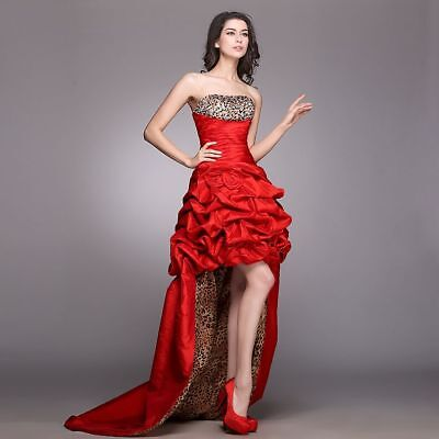 New Long Bridesmaid Formal Gown Ball Party Cocktail Evening Prom Dress
