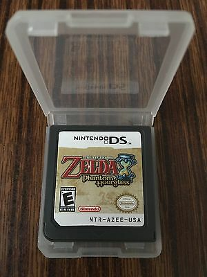 The Legend of Zelda: Phantom Hourglass (US,English) Game Card for Nintendo 3ds