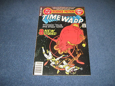 Time Warp #2 DC Comics Bronze VF-