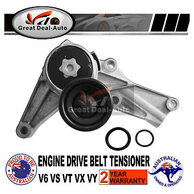 Engine Drive Belt Tensioner For  Holden Commodore V6 Ecotec  Vs Vt Vx Vy 3.8L
