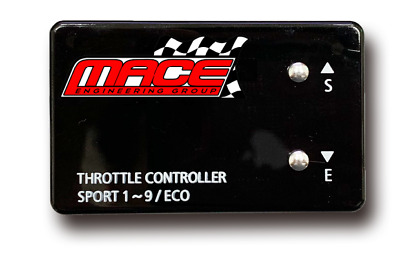 Mace Electronic Throttle Controller Audi Q7 4L Ccga Twin Turbo Diesel 5.9L V12