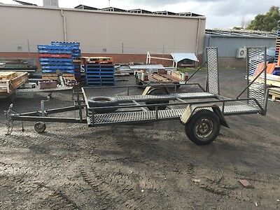 Trailer to suit Off Road Buggy Or Golf Kart Or Ride On Mower