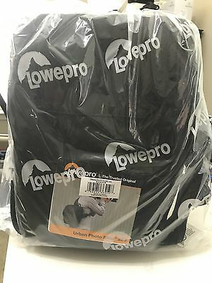 LOWEPRO - Urban Photo Sling 250 SLR Camera Sling Bag BLACK