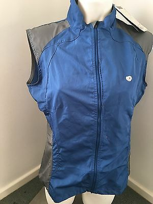 Womens Cycling Vest. Perlizumi