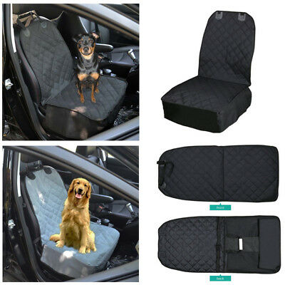 Pet Dog Cat Car Front Seat Cover Protector Oxford Mat Waterproof Blanket Travel