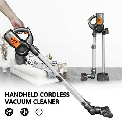 rechargeable cordless handheld handstick vac vacuum cleaner turbo head 7000pa aud. Black Bedroom Furniture Sets. Home Design Ideas